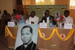 Bishop Mongo of Douala