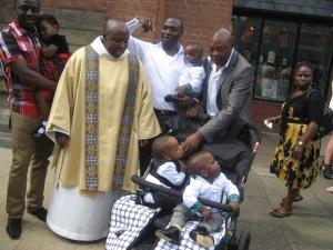 Cameroon Deacon 2013