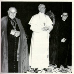 Roncalli and Capovilla and Pacelli