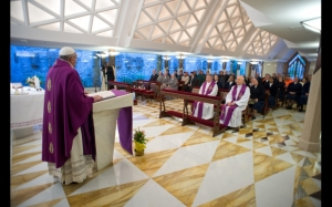 Francis preaching 2