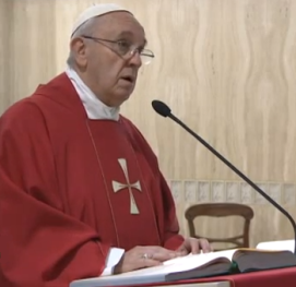 Francis preaching 4