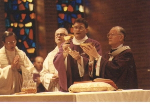 Ordination, March 25, 1990
