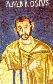 Bishop St. Ambrose