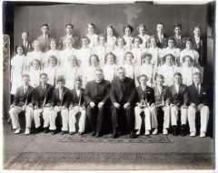 Kathleen Powers Class Picture St. Patrick Grade School