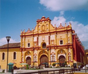 SanChristobal Cathedral