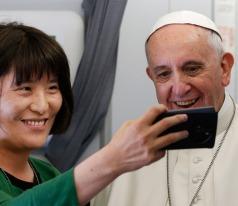 Francis in Korea