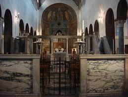 Diaconate Section of Cosmedin