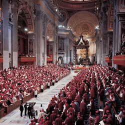 Television coverage of Vatican II