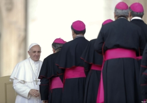 Pope and Bishops