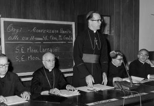 Vatican II Presser