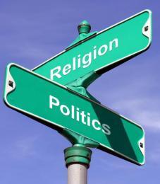 Religion + Politics