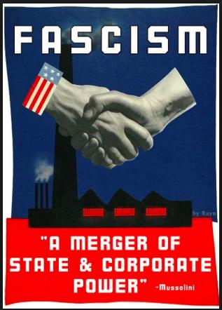 fascism quote mussolini