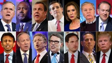 GOP 2016-Why So Many
